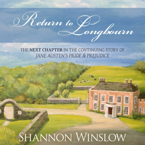 Return to Longbourn audiobook cover art