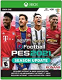 eFootball Pro Evolution Soccer 2021 for Xbox One [USA]