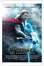 """Movie Poster Metal Plate Tin Sign Wall Theater Decoration 8""""x12"""" by Don Jon (A-MFK2178)"""