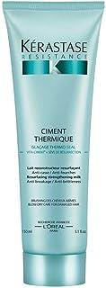 Kerastase Resistance Ciment Thermique Resurfacing Strengthening Milk Blow-Dry Care (For Damaged Hair) 150ml