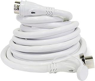 Furrion 432982 Marine LED Cordset 50A 125/250V-50', White