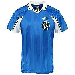 Chelsea FC 1998 European Cup Winners Cup Final Shirt