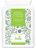 Kula Nutrition – Candida Cleanse - 60 Capsules – Herbal Yeast and Candida