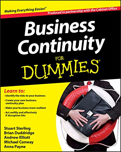 Business Continuity For Dummies (English Edition)