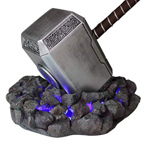 Gmasking 2019 Norse Mythology Resin Thors Hammer Full Size Exclusive Props Upgraded Version