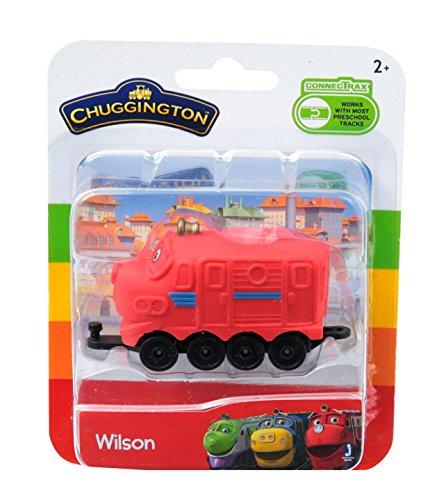 Giochi Preziosi - Chuggington Trenino Blister Singolo, Personaggio Wilson