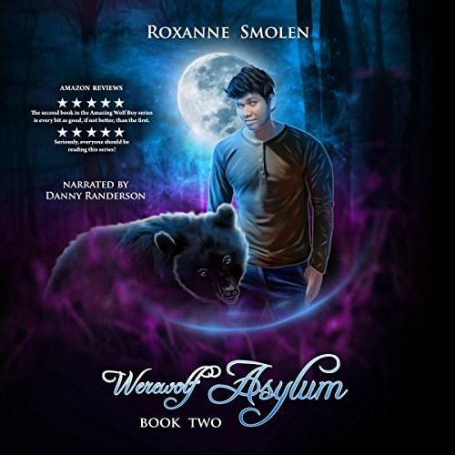 Werewolf Asylum audiobook cover art