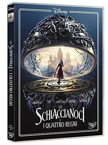 Lo Schiaccianoci e i 4 Regni edizione 2021 ( DVD)