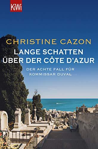 Buchseite und Rezensionen zu 'Lange Schatten über der Côte d'Azur' von Christine Cazon