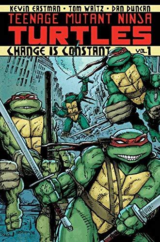 Teenage Mutant Ninja Turtles Volume 1: Change is Constant: 01