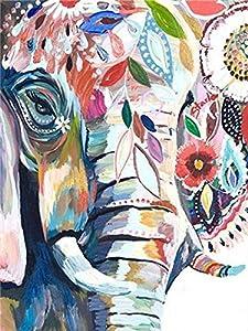 Kit de pintura de diamantes flor Animal bordado de diamantes venta Tigre vaca imágenes completas de diamantes de imitación mosaico arte de pared A4 40x50cm