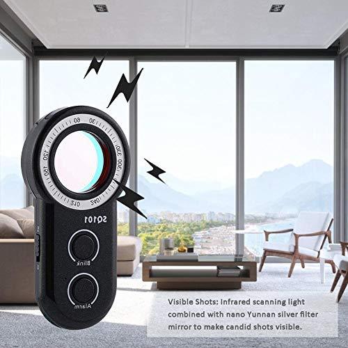 Lancei Detector de la cámara anti-espía personal de alarma del detector de micro de la cámara para el Hotel Vestidor Baño nearby