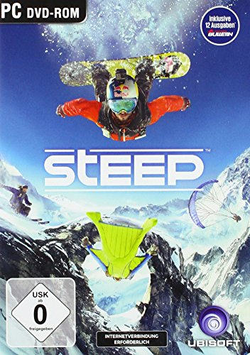 Steep Pc Dvd