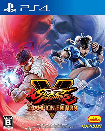 STREETFIGHTERVCHAMPIONEDITION