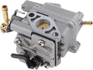 Almencla Carburador para Motor Fuera De Borda Yamaha F 2HP 2.5HP 4 Tiempos para Dirt Bike/Motocross/Motocicleta/Scooter/ATV/Quad