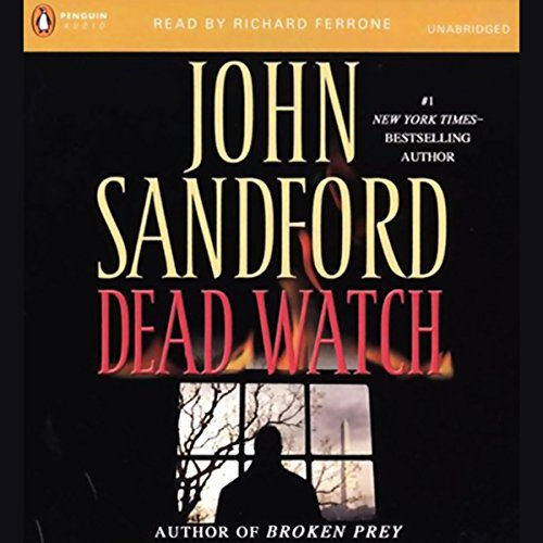 Dead Watch audiobook cover art