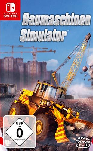 Baumaschinen Simulator Nintendo Switch
