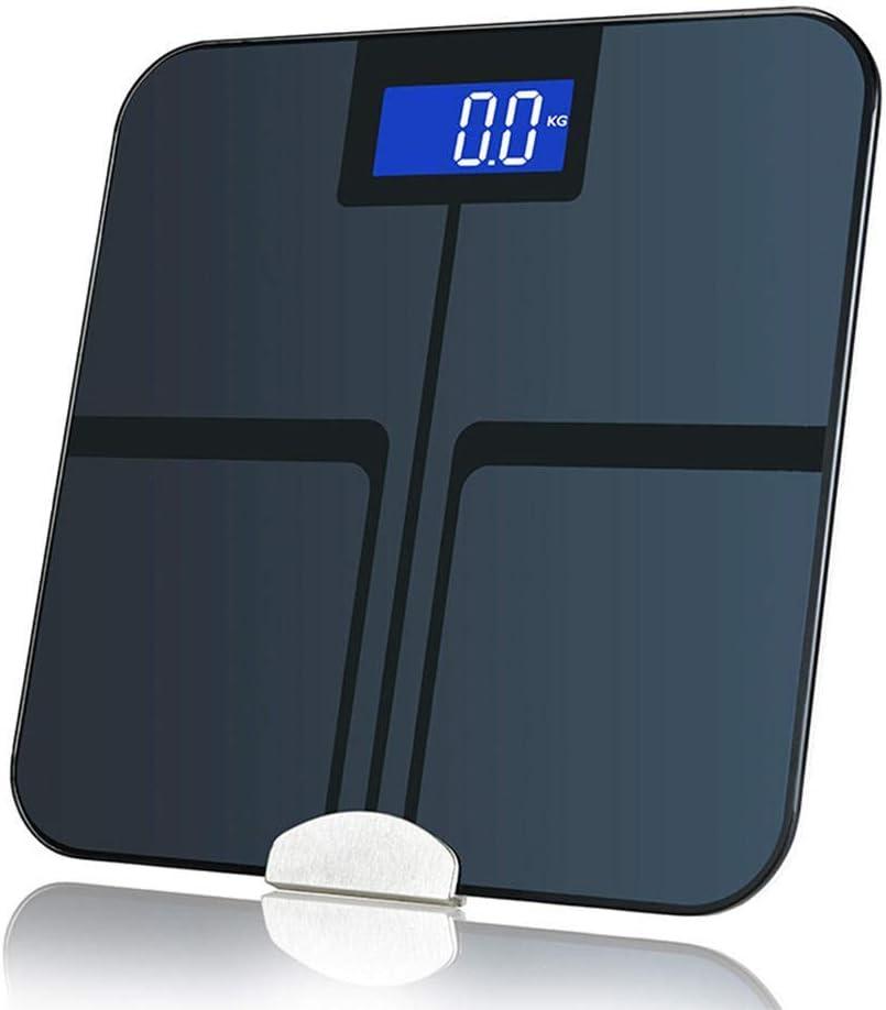 Denver Mall Max 48% OFF XUXUWA Body Scale Weighing Weight Digital Bathroom Scales
