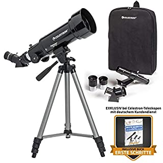 Celestron 822035 - Telescopio TravelScope 70 (B0027I1H4G) | Amazon price tracker / tracking, Amazon price history charts, Amazon price watches, Amazon price drop alerts