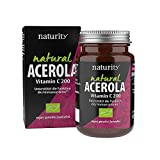 NATURAL ACEROLA Vitamin C 200, mit natürlichem Vitamin C der Acerola-Kirsche, hohe...