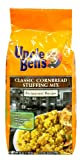 Uncle Ben's CLASSIC CORNBREAD STUFFING Mix Restaurant Recipe 56oz (2 Pack)...