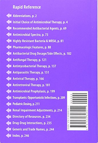The Sanford Guide to Antimicrobial Therapy 2016 (Guide to Antimicrobial Therapy (Sanford))