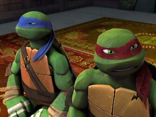 Sneak Peek Teenage Mutant Ninja Turtles Training Showdown