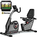 Sportstech Cyclette ergometro reclinabile ES600 - Controllo App...