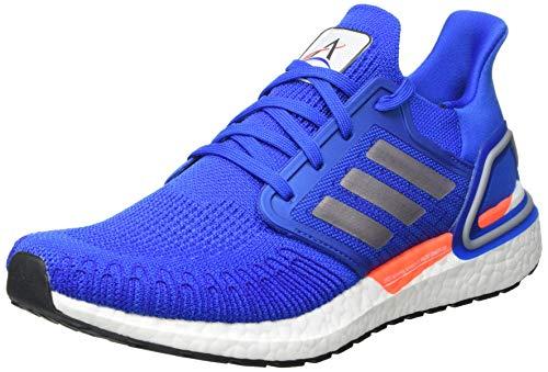adidas Ultraboost 20, Zapatillas de Running Hombre, FOOBLU/FOOBLU/FOOBLU, 40 2/3 EU