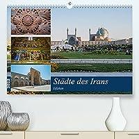 Staedte des Irans - Isfahan (Premium, hochwertiger DIN A2 Wandkalender 2022, Kunstdruck in Hochglanz): Ein Rundgang durch die iranische Stadt Isfahan (Monatskalender, 14 Seiten )