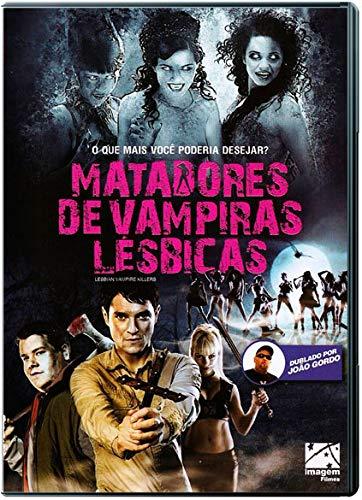 Matadores de Vampiras Lésbicas [DVD]