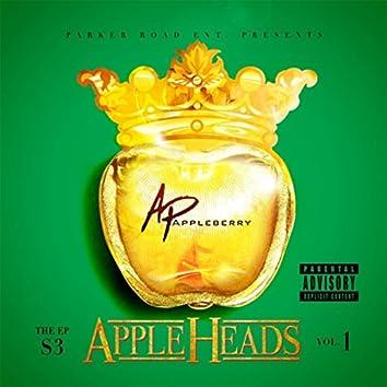 Appleheads: S3, Vol. 1 - EP