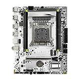 GIAO X99 Desktop-Motherboard LGA 2011-3 Sockel Turbo-Boost-DDR3 DDR4 RAM for Intel LGA 2011 V3 V4...