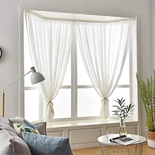 Cortinas opacas para dormitorio, supersuaves, con aislamiento térmico, opacas, para sala de estar, 70 x 170 cm