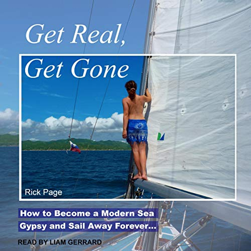 Get Real, Get Gone Audiobook By Rick Page cover art