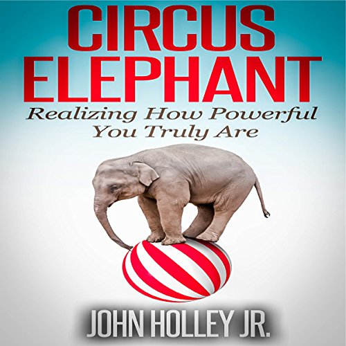 Circus Elephant audiobook cover art