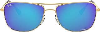 Ray-Ban Mens Sunglasses (RB3543) Metal