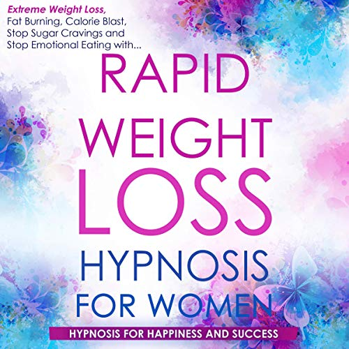 Couverture de Rapid Weight Loss Hypnosis for Women