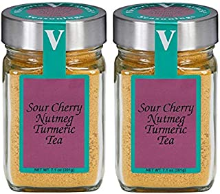 Sour Cherry Nutmeg Turmeric Tea 2 Pack