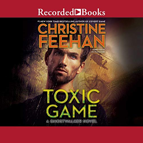 Toxic Game audiobook cover art