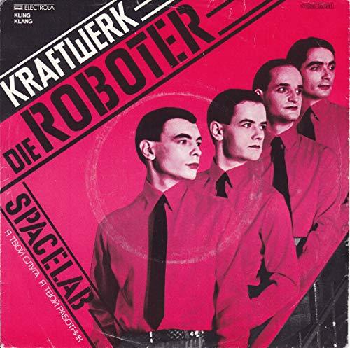 Kraftwerk - Die Roboter - Kling Klang - 1 C 006-32 941, EMI Electrola - 1C 006-32 941