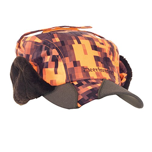 Deerhunter Recon Winter Hut 6196, DH 90 Equipt Flaming Blaze (S/M)