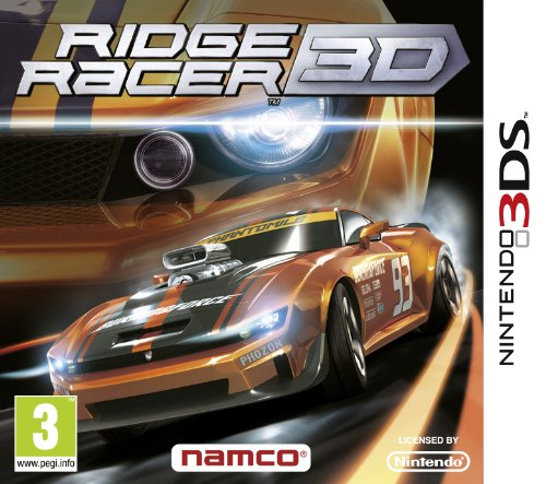 Ridge Racer 3D [UK Import]
