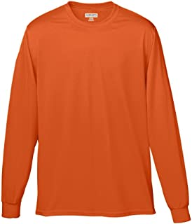 Augusta Sportswear Men's Wicking Long Sleeve t-Shirt