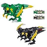 獣電戦隊キョウリュウジャー 獣電竜シリーズ01&02ウエスタンコンボセット