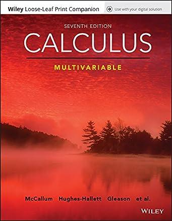 Calculus, Print Companion: Multivariable