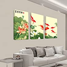 Paintsh Decorative Painting Landscape Modern Nordic Living Room Dining Restaurant Beach Frameless Sofa Background Wall De...