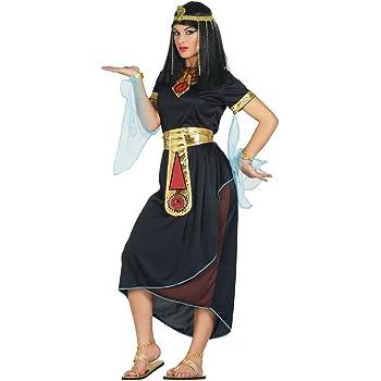FIESTAS GUIRCA Traje Egipcio Egipcio Nefertiti: Amazon.es ...