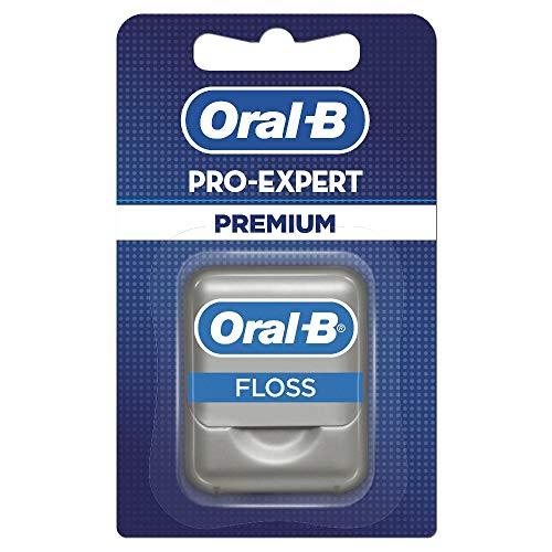 Oral-B Pro-Expert Clinic Line, Filo Interdentale, per Denti Sensibili, 40 m