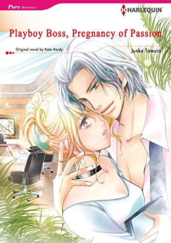 Playboy Boss, Pregnancy of Passion: Harlequin comics (English Edition)